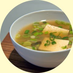 Photograph of Miso-Soup